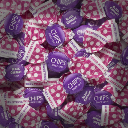 <strong>CHIPS</strong> Black Currant (Stevia)